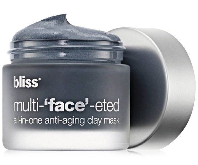 Beatitudine Multi-Face-Eted All-In-One Anti-Agin Clay Mask