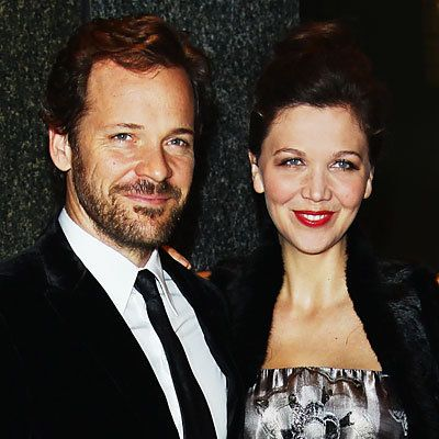 Maggie Gyllenhaal and Peter Sarsgaard - Gloria Ray - Baby news