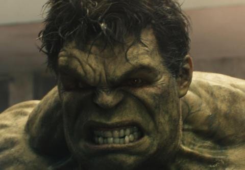 AVENGERS: AGE OF ULTRON, Incredible Hulk (Mark Ruffalo), 2015. ©Walt Disney Pictures/courtesy