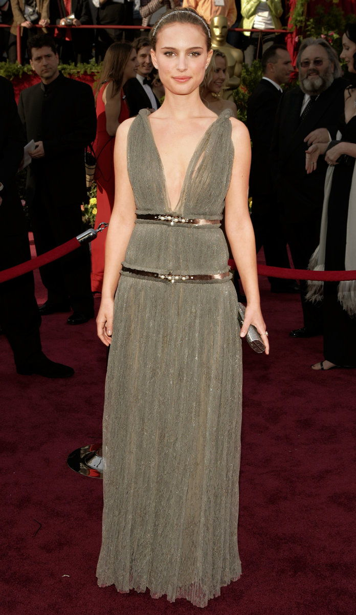 v Lanvin at the Academy Awards in L.A. (2005)