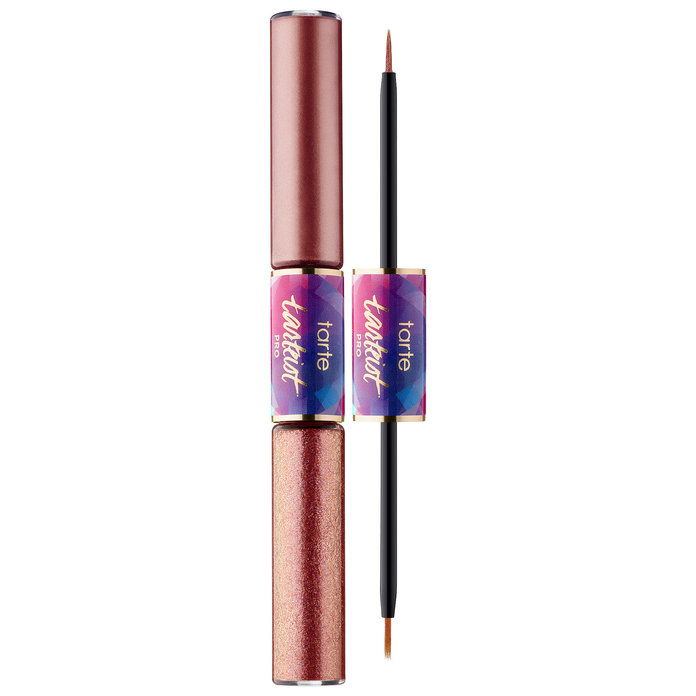 tarte Make Believe in Yourself Pro Glitter Liner in Rose Gold