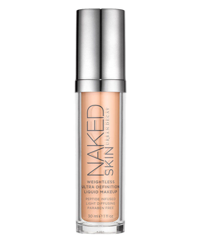 Urbano Decay Naked Skin Weightless Ultra Definition Liquid Makeup