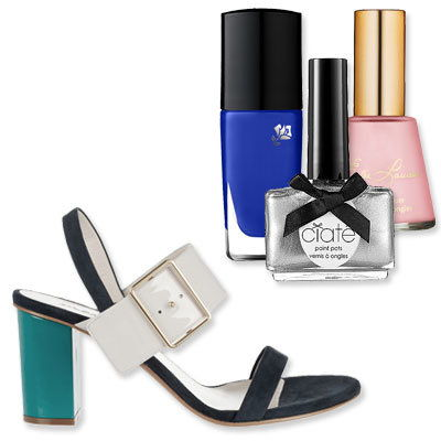 mod Sandals - The Perfect Pedicure to Pair With Every Summer Sandal