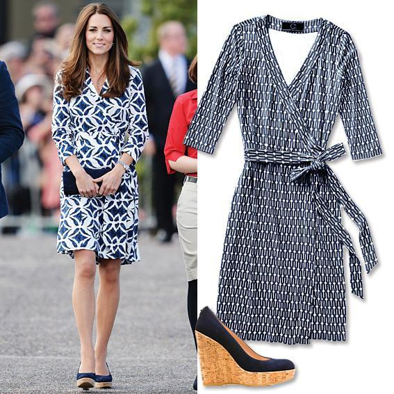 Kate Middleton - Summer Work Outfits