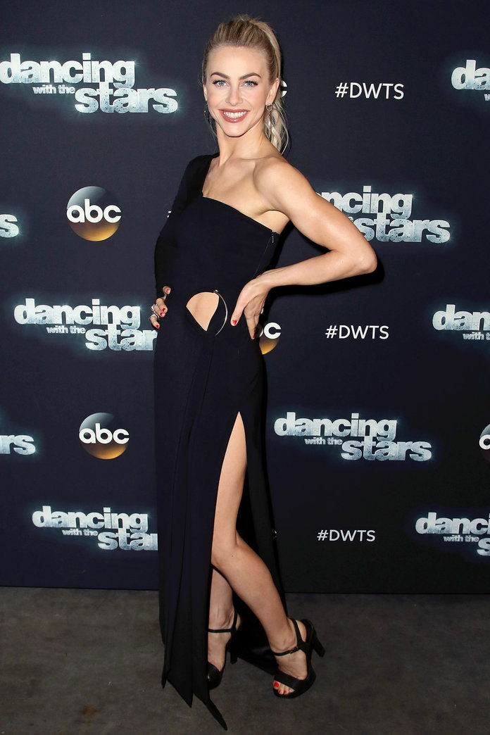 Julianne Hough DWTS Look - Final Look - Full Length - Embed