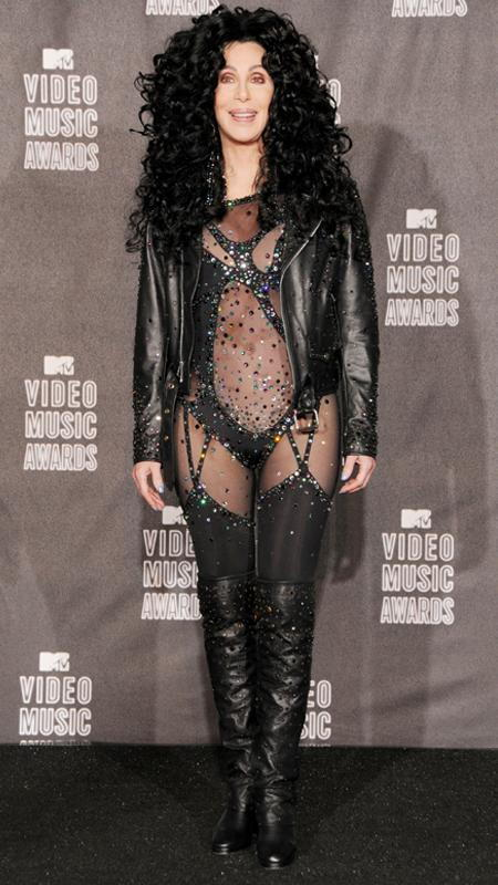 Cher at the 2010 MTV Video Music Awards