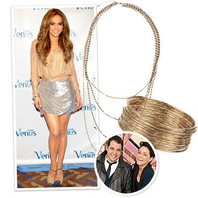 Jennifer Lopez - ASOS - Forever 21 - Rob Zangardi and Mariel Haenn - Summer Accessories