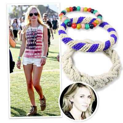 Kate Bosworth - Cher Coulter - JewelMint - Summer Accessories