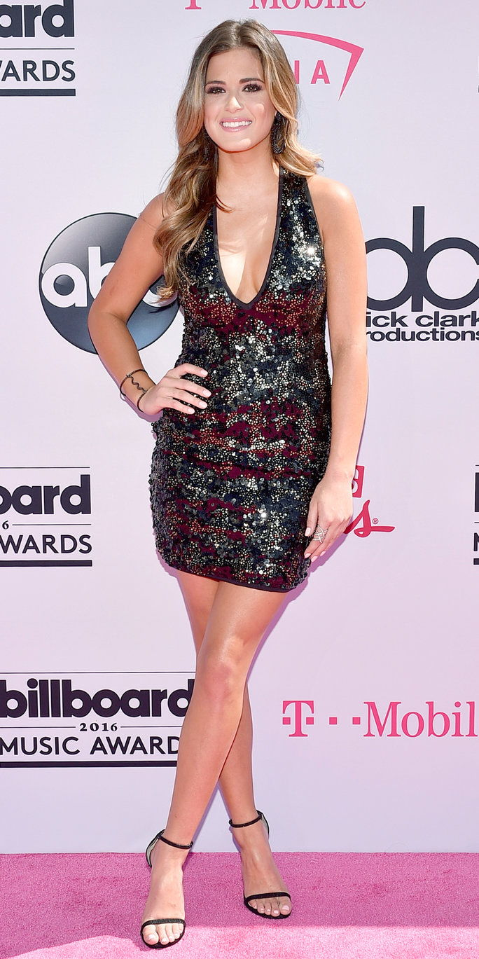 TV personality JoJo Fletcher attends the 2016 Billboard Music Awards at T-Mobile Arena on May 22, 2016 in Las Vegas, Nevada.