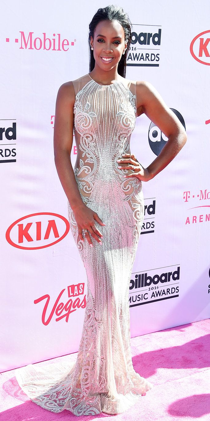 Rakaman artist Kelly Rowland attends the 2016 Billboard Music Awards at T-Mobile Arena on May 22, 2016 in Las Vegas, Nevada.