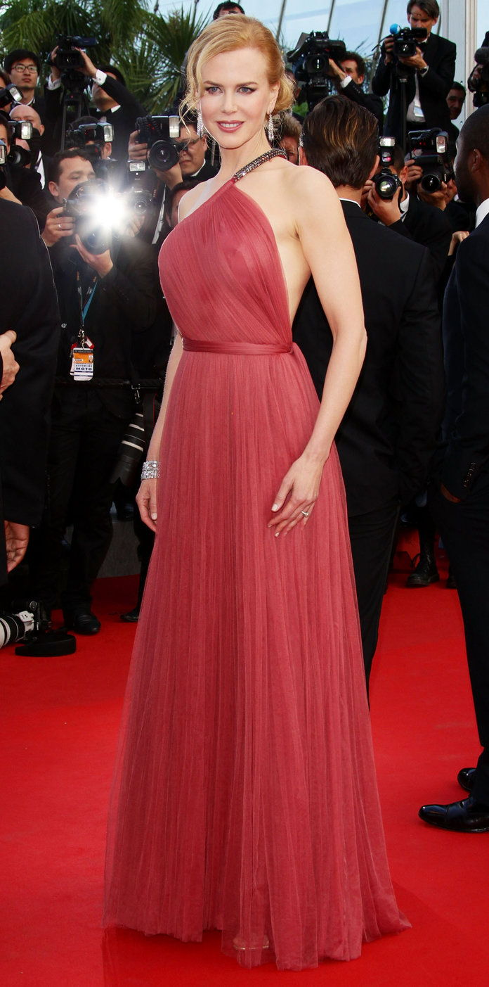 v Lanvin at the Cannes Film Festival (2012)