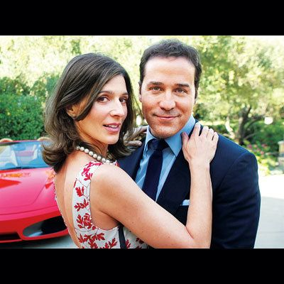 15 Years of InStyle - InStyle on TV - Entourage - Jeremy Piven - Perrey Reeves