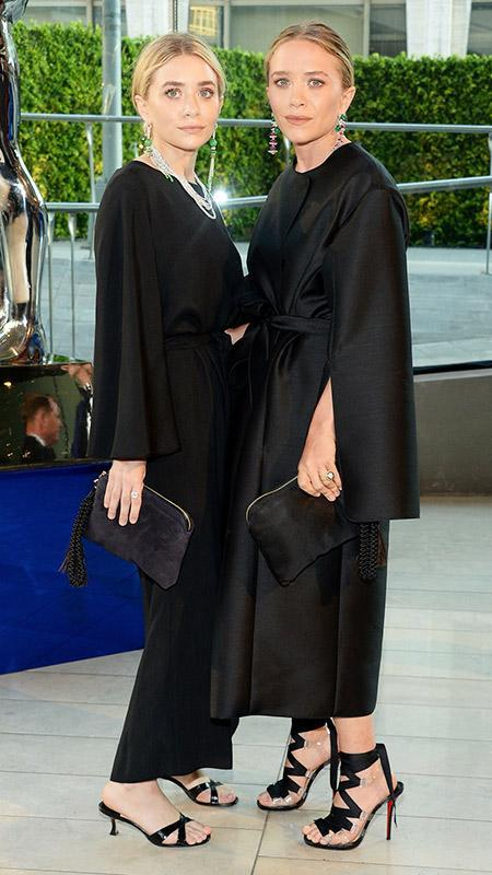 CFDA Awards The Olsens