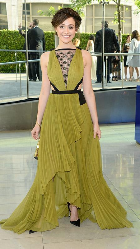 CFDA Awards Emmy Rossum