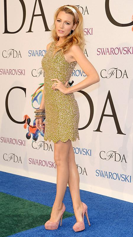 CFDA Awards Blake Lively