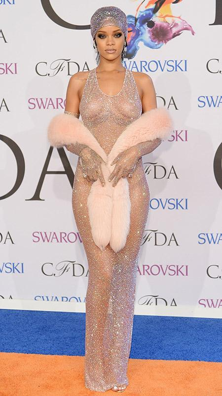 CFDA Awards Rihanna