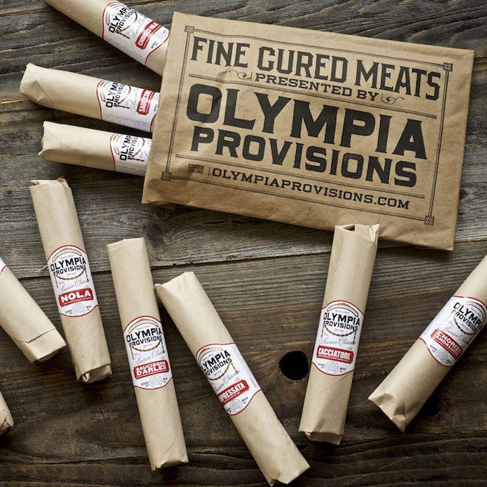 OLYMPIA PROVISIONS SALAMI OF THE MONTH KIT