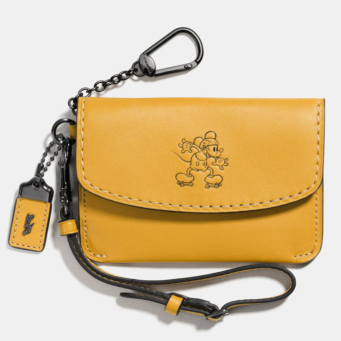 Disney x Coach 1941 Cross-Body Bag