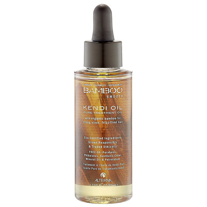 Alterna Haircare Bamboo Smooth Kendi Oil Pure Treatment Oil