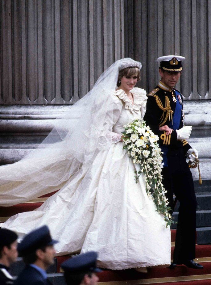 princezná Diana and Prince Charles of England