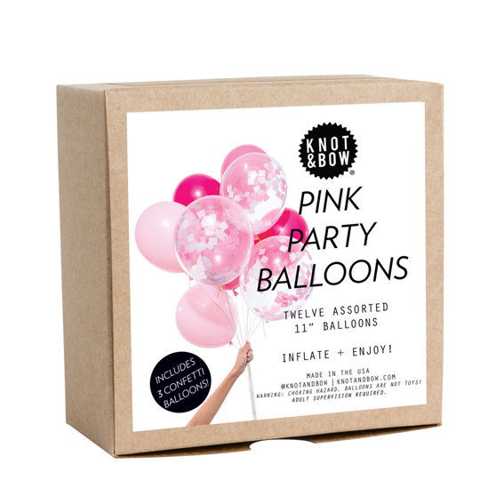 ROSA PARTY BALLOONS