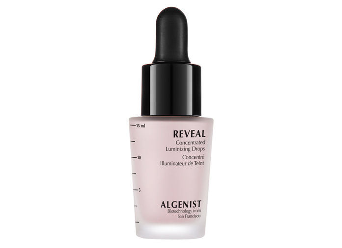 Algenist Reveal Concentrated Luminizing Drops in Rosé