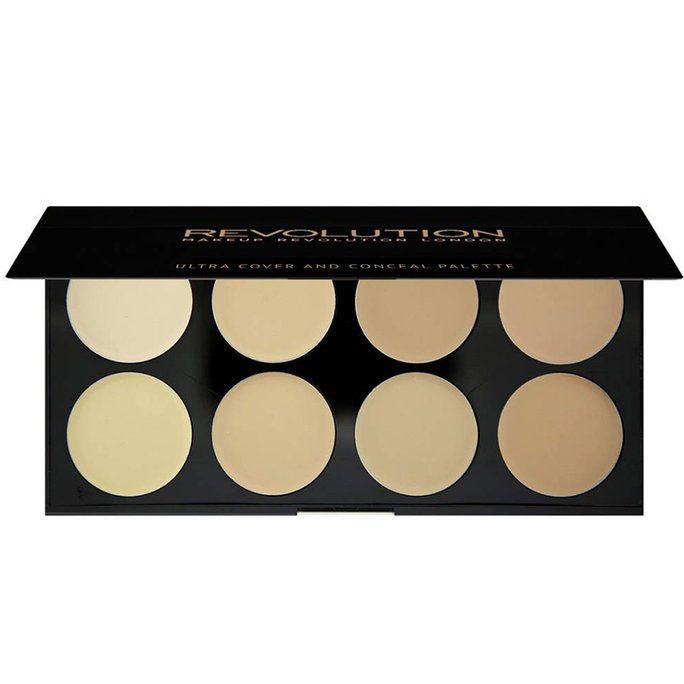 Trucco Revolution Ultra Cover & Conceal Palette