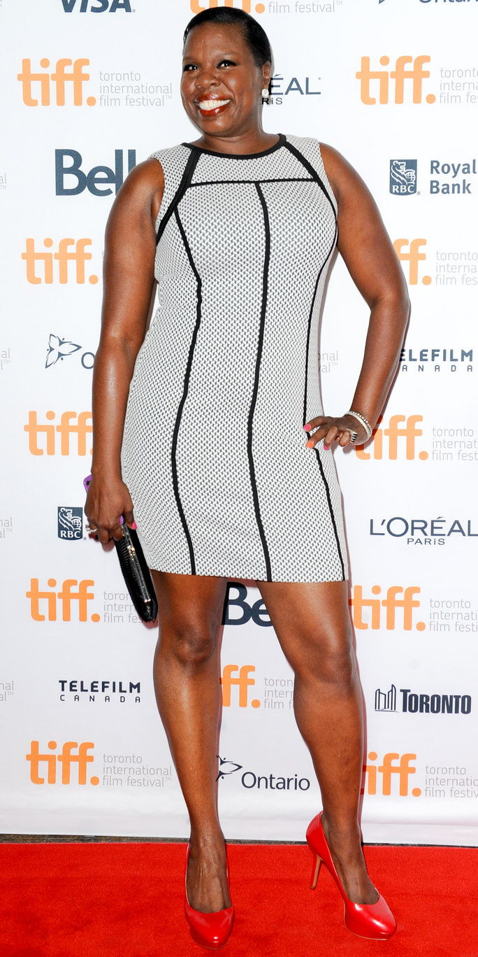 Leslie Jones at the 2014 Toronto Film Festival