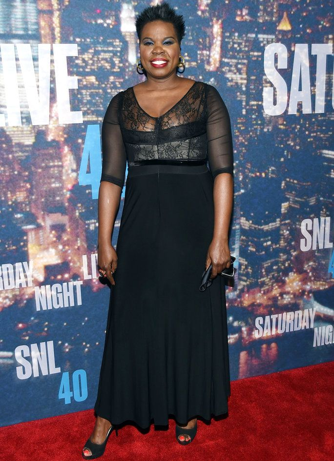 Leslie Jones Red Carpet Looks - Lead