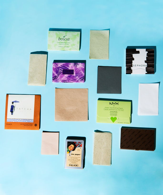 Blotting Papers - Tout