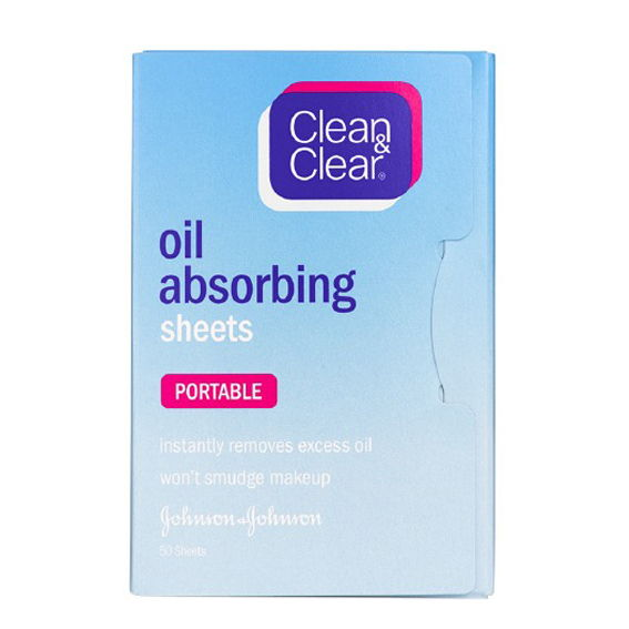 Bersih & Clear Oil Absorbing Sheets