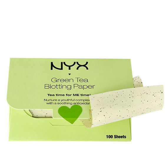 Blotting Papers - Nyx Green Tea - Slide