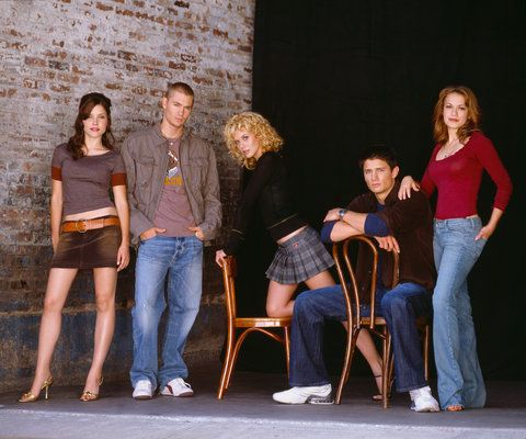 jeden Tree Hill Reunion - Embed