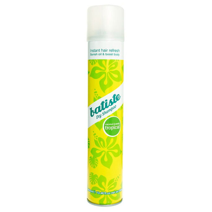 batist Coconut & Exotic Tropical Dry Shampoo
