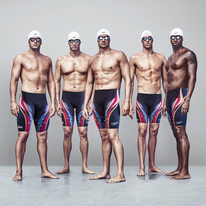 Olimpik Men's Swim Team - LEAD