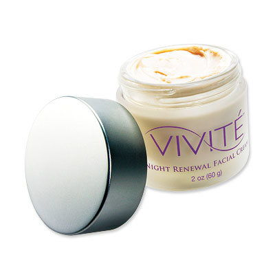 Vivité Night Renewal facial cream