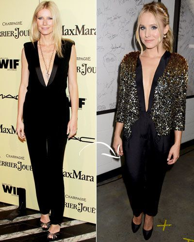Double-Duty Pieces - Gwyneth Paltrow - Band of Outsiders - Kristen Bell