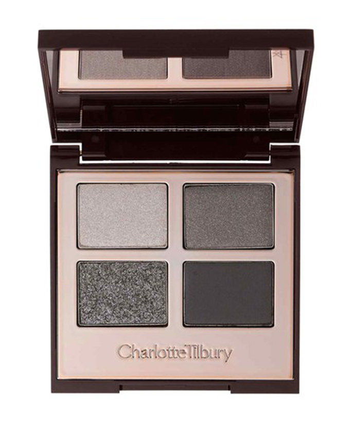 Grigio Eyes: Charlotte Tilbury Luxury Palette Colour-Coded Eyeshadow Palette in The Rock Chick