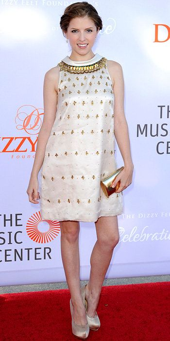 Anna Kendrick in Temperley London