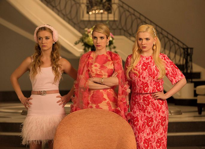 Scream Queens - The Chanels - LEAD
