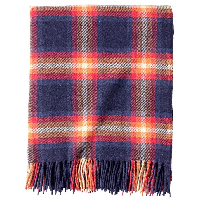 Grande Canyon Lambswool Throw