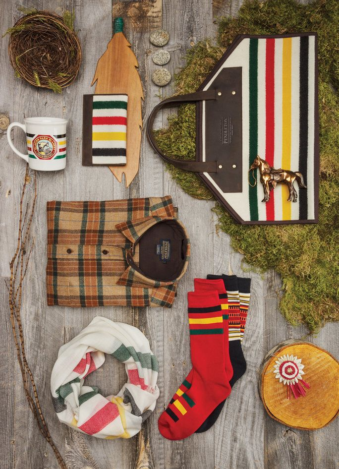 Pendleton New Products - LEAD