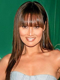 septembra Hair and Now Tia Carrere