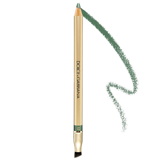 Dolce & Gabbana The Eyeliner Crayon Intense In Emerald 7