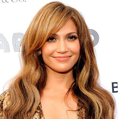 Jennifer Lopez - Brushed Out Waves - Top 10 Party Hairstyles