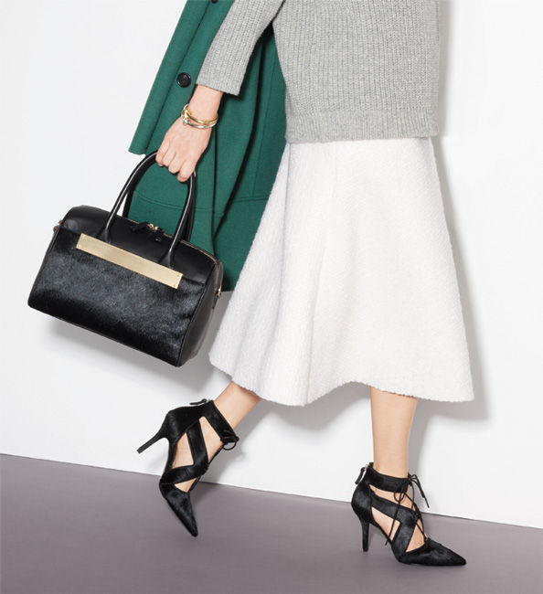 Autunno 2014 InStyle Nine West Collaboration