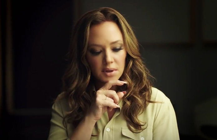 Leah Remini Nails 1