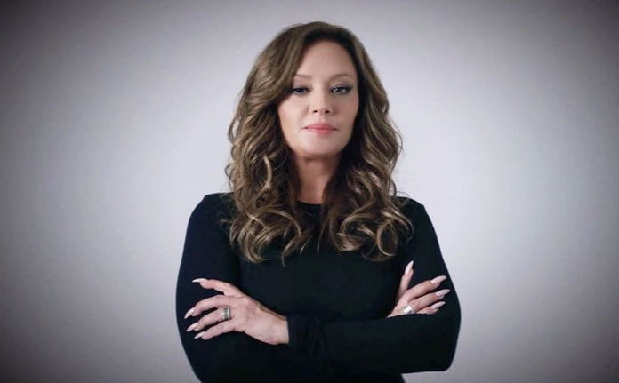 Leah Remini Nails 2