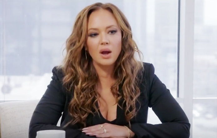Leah Remini Nails 3