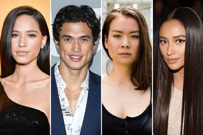 Pazzo Rich Asians on Race